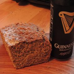 """Nana's """" For what ails you"""" Guinness Brown Bread"""