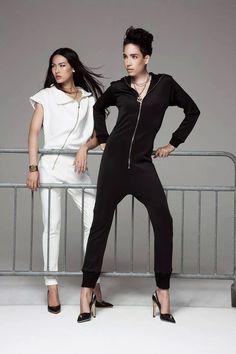 ALL IN ONE @qsixtyone #allinone #jumpsuit #tuta #musthave #fallwinter #fashion #allamoda #milan #milano #good