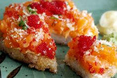 Grab those chopsticks: Lucy Waverman's pan-fried sushi pizza