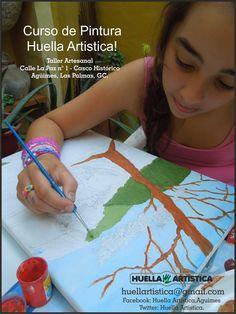 Nueva Temporada : Cursos Huella Artística.