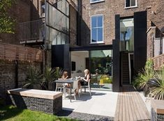 Victorian terrace house renovation in vibrant East London