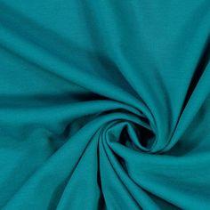 Romanit Jersey Klassisch - türkis - Muster