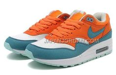 https://www.japanjordan.com/nike-air-max-1-87-womens-orange-white-navyblue.html NIKE AIR MAX 1 87 WOMENS オレンジ 白 NAVYBLUE 新着 Only ¥7,505 , Free Shipping!