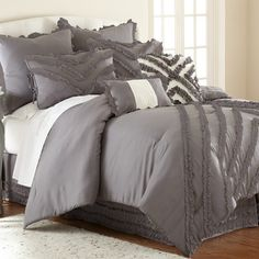 Julianne 8 Piece Comforter Set