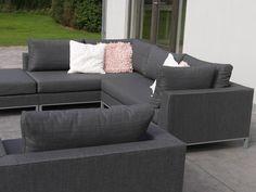 SEVILLA Lounge Garten Sofa 2-Sitzer von Exotan #garten ...