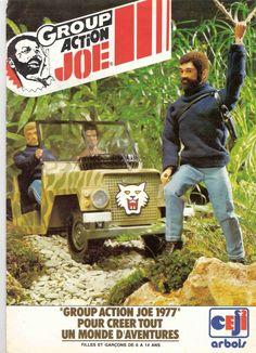 Action Joe.