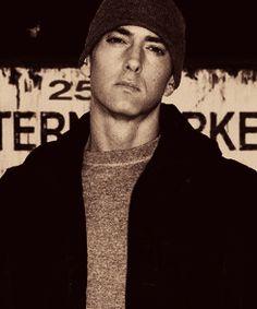 -Eminem - love him!