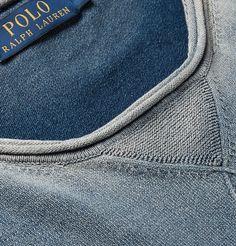Polo Ralph Lauren - Washed Cotton-Jersey Sweatshirt