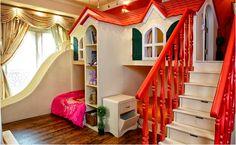 Asuntokuume - http://www.asuntokuume.com/lastenhuone-kutsuu-seikkailuun/