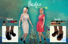 Pacifico shoes at In a bad Romance via Sims 4 Updates Check more at http://sims4updates.net/shoes/pacifico-shoes-at-in-a-bad-romance/