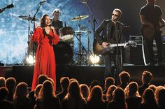 Rhiannon Giddens sang with Church at the 2016 CMA Awards, where Mr. Misunderstood won album of the year.