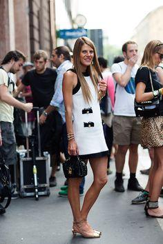 Street style Preto & Branco - black and white