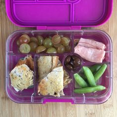 Well balanced Weekly Lunch Box Ideas for your Little Grazers Toddler Meals, Kids Meals, Toddler Stuff, Baby Food Recipes, Great Recipes, Chicken Hoisin Sauce, Blueberry Bagel, Chocolate Raisins, Duck Sauce