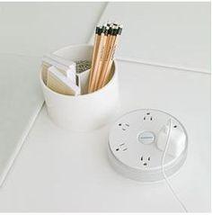 Power Pod, a beautiful power strip, er, or circle