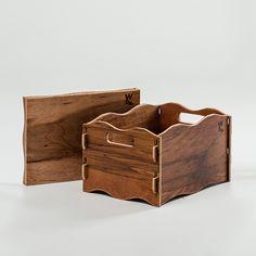 WOOD LOCK | CAIXOTE WAY #designbrasileiro #feitonobrasil #designbrasil #mobiliariobrasileiro #decoração #casa #braziliandesign #furniture #homedecor