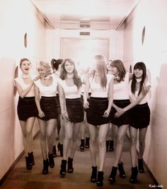 After School ... whaaa the legs! ( #kpop #afterschool ) another LEGS group after girls generation