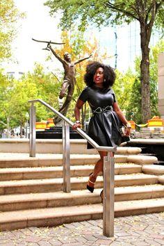 Fashion Bombshell of the Day: Yawa from Atlanta