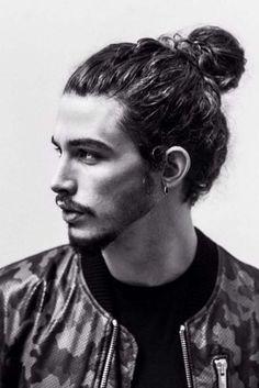 Coupes de cheveux: 30 idées pour les hommes © Pinterest Zach Tipiani
