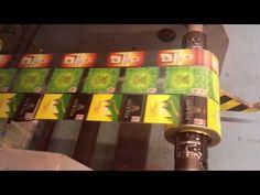 Etiquetas adhesivas lenticulares impresas en flexo en bobina - Las ETIQUETAS LENTICULARES y 3D de GERMARK son las únicas del mercado en bobina. Están disponibles como cartas secas o etiquetas autoadhesivas. Los sorprendentes efectos visuales que se consiguen (profundidad o movimiento) producen el efecto llamada del consumidor.