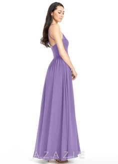 Shop Azazie Bridesmaid Dress - Azazie Kailyn in Chiffon. Find the perfect made-to-order bridesmaid dresses for your bridal party in your favorite color, style and fabric at Azazie. Bridesmaid Dress Colors, Azazie Bridesmaid Dresses, Prom Dresses, Formal Dresses, Wedding Dresses, Royal Clothing, Dress For You, Asian Woman, Favorite Color