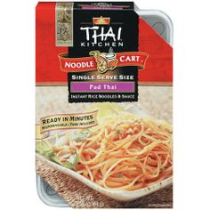 thai kitchen noodle cart pad thai - Google Search