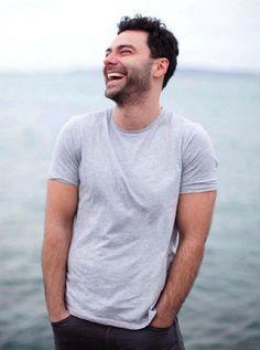 #AidanTurner #CARAMagazine #Poldark #laughter Happy tuesday @jennpink88