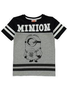 Despicable Me Minion T-shirt from £6