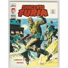 Vértice. Volumen 2. Sargento Furia. 13.