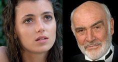 Sean Connery and Mia Sara Relationship: father/daughter-in-law. Mia Sara (Ferris Bueller)  married Jason Connery. Jason Connery is the son of Sean Connery (James Bond).
