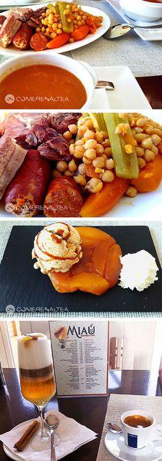 Toca Cocido Leonés | Miau Gourmet Café | C/ Chambele - Mascarat | #Altea #restaurante #mediterraneo #comer_en_altea