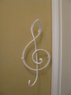 Music hanger