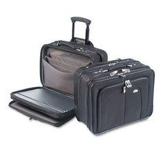 Samsonite : Business One Notebook Carrying Case, Nylon, 17-1/2 x 9 x 14, Black -:- Sold as 2 Packs of - 1 - / - Total of 2 Each - http://www.fivedollarmarket.com/samsonite-business-one-notebook-carrying-case-nylon-17-12-x-9-x-14-black-sold-as-2-packs-of-1-total-of-2-each/