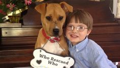 Powerful bond saves dog and autistic boy | animal lover