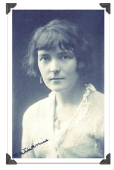 'Make it a rule of life never to regret and never to look back. Regret is an appalling waste of energy; you can't build on it; it's only for wallowing in.'Katherine Mansfield