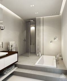 49 best led light bathroom images on pinterest light bathroom moja azienka z owietleniem led led light bathroom mozeypictures Gallery