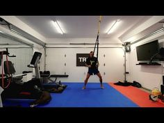 TRX Live | Lower Body Strength & Conditioning | Rob McCullough - YouTube