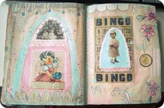 cute pages by jenny holiday