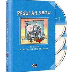 #Giveaway: Win Cartoon Network Regular Show Season 1 & 2 DVD! Enter by August 03, 2014 for your chance to win! #sweepstakes #contest http://www.missoandfriends.com/contests/win-prizes/index.php#
