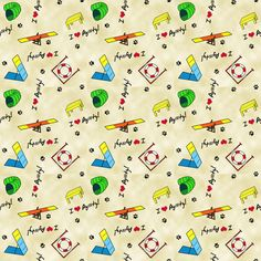 Dog Agility Fabric fabric by menageriemayhem on Spoonflower - custom fabric