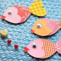 Arielles Herz Fische zum Valentinstag                                                                                                                                                      Mehr