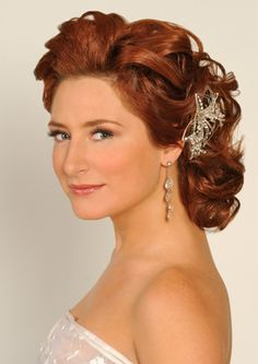 #weddingplanning. You'll find lots of beautiful Wedding Hair Accessories at http://www.usabride.com/wedding-hair-pins-s/219.htm