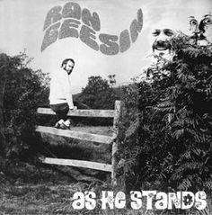 Ron Geesin - As He Stands (Vinyl, LP) at Discogs