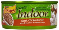 Friskies Selects Indoor  Classic Chicken Entree  24 x 55 oz >>> Be sure to check out this awesome product.