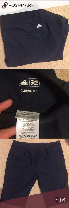 ADIDAS golf shorts Dri-fit ADIDAS golf shorts worn twice, great material Adidas Shorts Bermudas