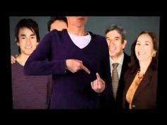 """* USA * D-PAN """" Beautiful """" ASL Music Video"""