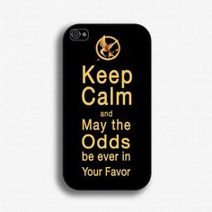 Keep Calm and May the Odds Be Ever in your Favour