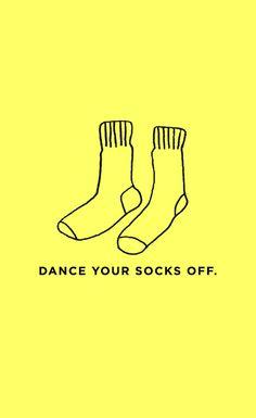 Dance your socks off #loveloft