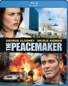 The Peacemaker [Blu-ray] [1997]