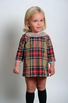 Vestido Escocês