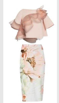 Love skirt and shirt !!!!